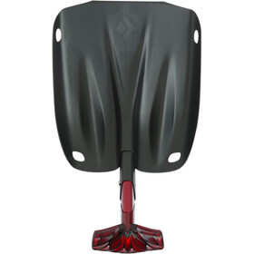 Black Diamond Transfer 3 Shovel fire red